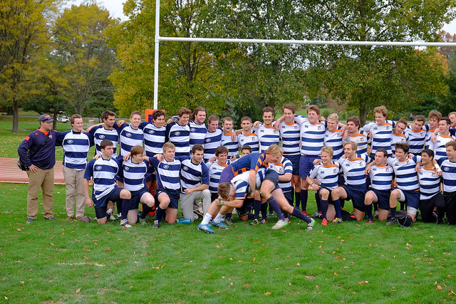 2015 Rugby Team photo